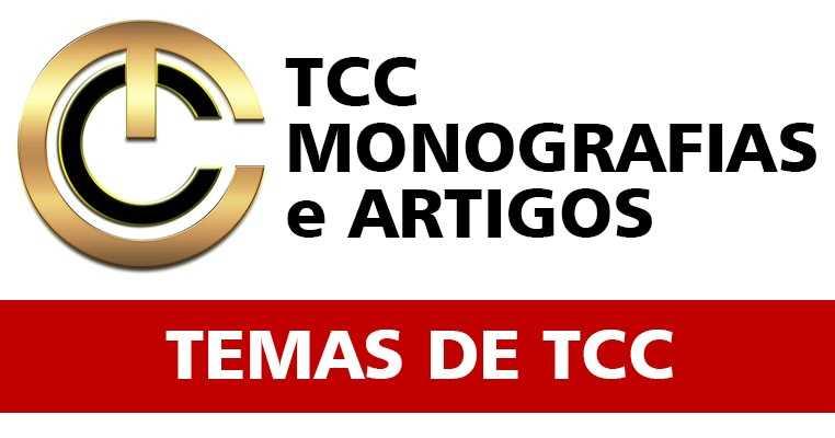 temas de tcc monografias e artigos